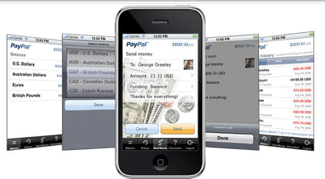 Mobile Commerce Technology