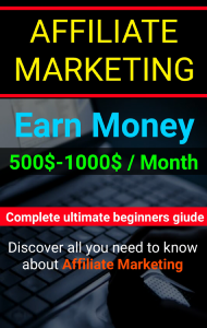 Affiliate marketing - earn money online