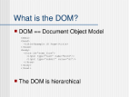 DOM manipulation best practices