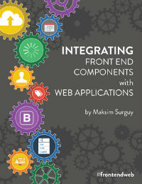 Integrating Front-end Components with Web Apps