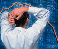 stock markets are going down