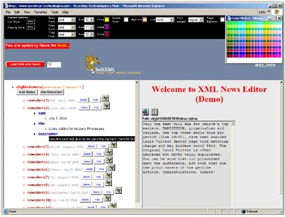 See more of XML News Editor 2.0