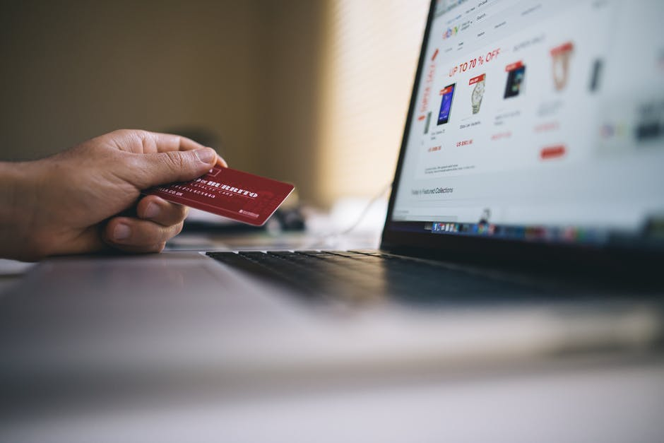 online shopping payment purchase