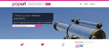 Webmaster Tool No.1 Popuri