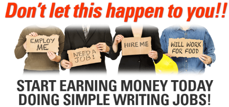 Turn your writings into cash